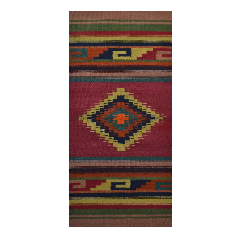 Wool Rug 60 x 120 cms