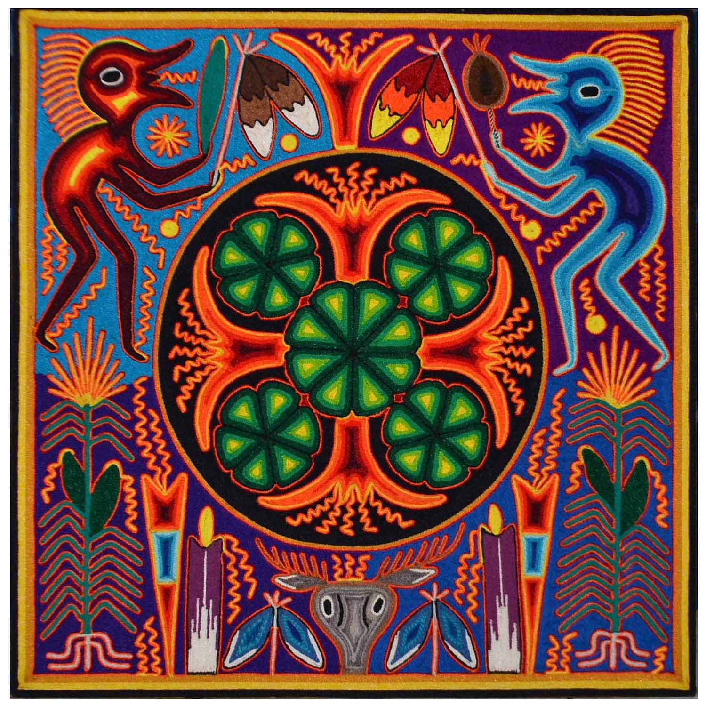 Yarn Painting - 24