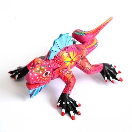 Iguana - Alebrije