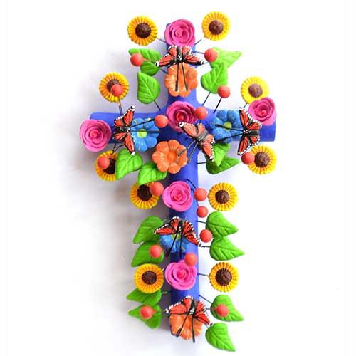 Cruz de Barro - Clay Cross