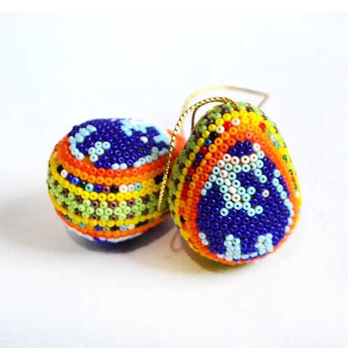 Huevitos - Egg - Huichol