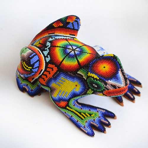 Rana - Frog - Huichol