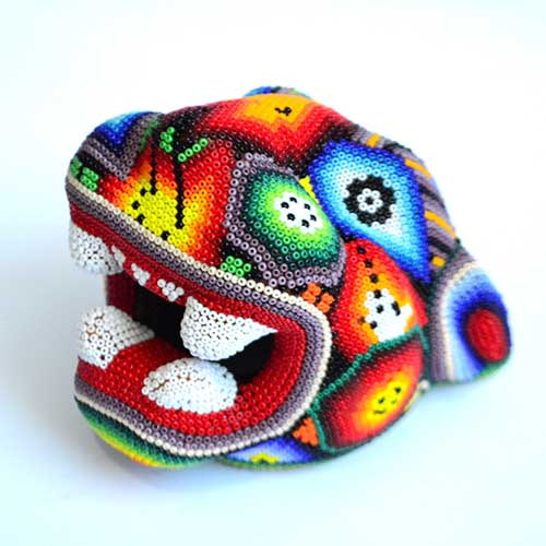 Cabeza - Jaguar Head (M)